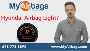 Hyundai Santa Fe Air Bag Light Hyundai Srs Airbag Light On After Accident Clear All Codes And Seat Belt Repair Myairbags
