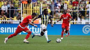 Fenerbahçe 1–1 D.G. Sivasspor - Fenerbahçe Spor Kulübü
