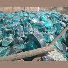 green slag glass landscaping slag glass rock landscaping slag glass rock supplieranufacturers at antique green slag glass