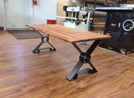 vintage steel furniture. OR X Shaped Steel Table Legs, Metal Vintage\u2026 Vintage Furniture \