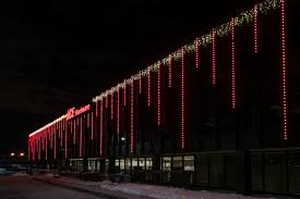 C9 Christmas Lights Ace Hardware Ace Hardwares Corporate Headquarters Shines Bright With