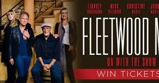Fleetwood Mac Sprint Center Seating Chart Fleetwood Mac News Win Fleetwood Mac Tickets