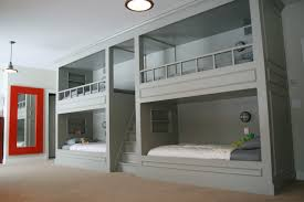 22 Bunk Beds For Four, A Space Saving Solution For Shared Bedrooms ...