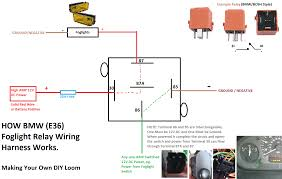 trying to install e36 fog lights need power source Simple Fog Light Relay Wiring Diagram trying to install e36 fog lights need power source Fog Light Relay Kit