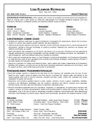 Employment Specialist Resume Formidable Resume Sample For Magnificent Employment Specialist Resume