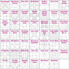 Barn Quilt Patterns Extraordinary Patterns Barn Quilts By Oaksy