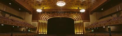 Memorial Auditorium Seating Chart Broadway Sacramento
