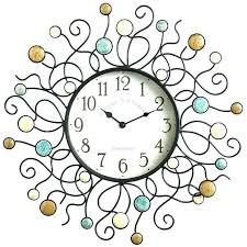 decorative wall clocks large decorative wall clocks canada