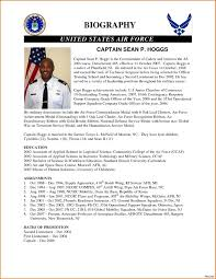 Military Biography Template | Template Design Ideas
