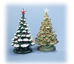 CERAMIC CHRISTMAS TREE LIGHTS, BULBS, ORNAMENTS and DECORATIONS Add  Brilliant Transparent Colors to Ceramic Christmas Trees, Wreathes, Santas  and Other ...
