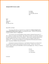 48 Part Time Cover Letters For Students Sample Cover Letter For