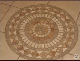 sumptuous design inspiration tile floor medallions stunning intended for remodel 3