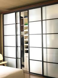 closet modern closet doors sliding bedroom astonishing awesome bypass closet doors for bedrooms full size