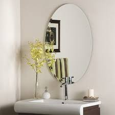 quality glass decorative frameless