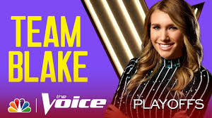 The Voice Gracee Shriver Stuns With Lady Antebellum Cover