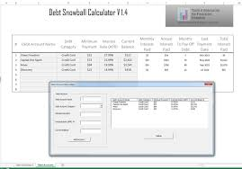 Credit Card Debt Excel Template This Excel Based Template Allows You To Quickly Added Credit