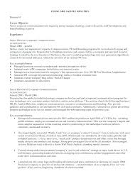 Resume Wording Examples Magnificent Objective Resume Wording Statements For Resumes Ideas Pro Examples