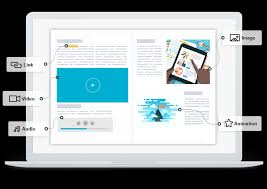 Make A Flip Chart Online Free Html5 Flip Book Maker Interactive Html5 Digital