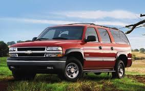 2002 Chevrolet Suburban - Information and photos - ZombieDrive