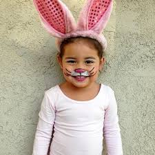 image result for kid bunny makeup more