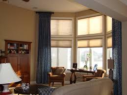doubleod curtain ideas decoration curtains for tall livingoom delightful window treatment modern bow living room