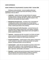 Sample Counselor Resume Best Resume For Admissions Counselor Zromtk