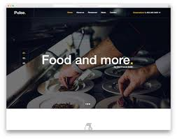 Aspx Templates Free Download 33 Best Ever Free Restaurant Website Templates Of 2019