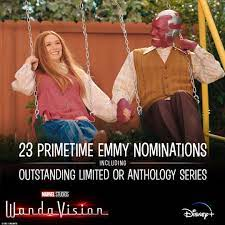 The 2021 Emmy Awards finalists are ...