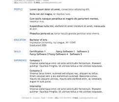 Pages Resume Templates Free Cool Pages Resume Templates 48 Free Ashitennet