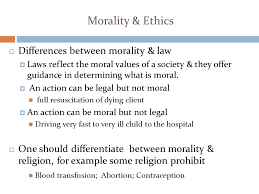 values ethics dr reem ali fall semester ppt  21 morality
