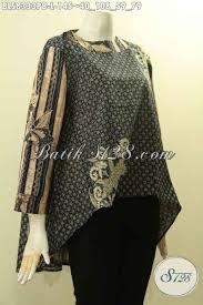 Model Baju Batik Wanita Motif Elegan Berkelas, Hadir Dengan Desain ...