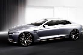 Genesis New York Concept previews BMW 3 Series challenger