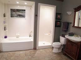 acrylic bathtub liners and shower surrounds portland l nw tile on fiberglass shower pan