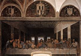 last supper by leonardo da vinci philosophy visual arts trages and triumphs