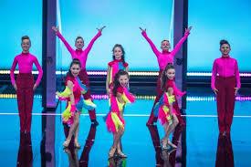 Dance Group Newbridge Dance Group Kla Flying The Flag For Wales On The