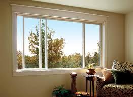 Living Room Window Design