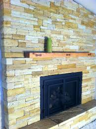 cleaning sandstone fireplace a stone fireplace use vinegar to clean stone fireplace