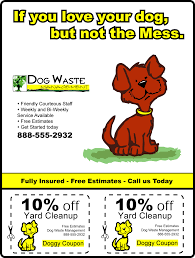 lawn care flyer templates gopherhaul landscaping lawn doggy flyer 1 gif 104 8 kb 1 view