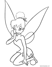 Peter Pan Coloring Pages 3 | Disney Coloring Book