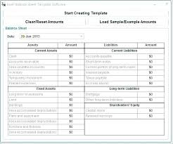Basic Balance Sheet Template Excel Accounting Balance Sheet Template Excel Pepino Co
