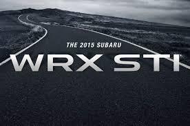 2015 subaru wrx logo. Modren Logo 2015 Subaru WRX STI To Debut At Detroit For Wrx Logo W