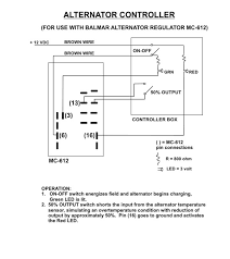 balmar alternator wiring diagram balmar image boat projects alternator controller on balmar alternator wiring diagram
