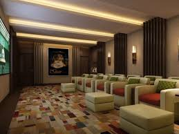 Small Home Theater Living Room 52 Wonderful Home Theatre Designs Simple Home