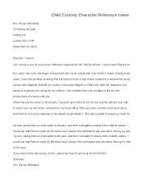 Reference Letter Child Care How To Write A Recommendation For