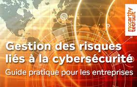 Résultats de recherche d'images pour «gestion des risques cybernétiques»