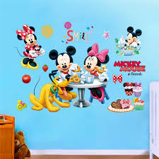 furniture stickers mickey mouse