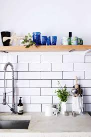 Open Shelves In Kitchen Kitchen Masterclass How To Style Open Shelving