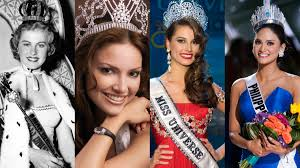 Miss Universe 2018 Crown Design In Photos Miss Universe Crowns Through The Years