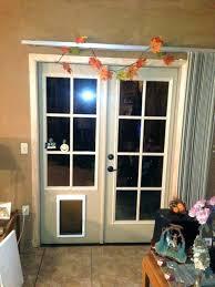 dog door insert for sliding glass medium size of smart pet bunnings slidin