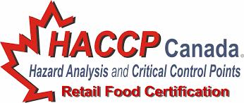 Haccpcanada Certification